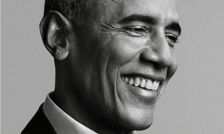 A detail from the the cover of A Promised Land, which is the first of two volumes. Obama tweeted: 'There's no feeling like finishing a book, and I'm proud of this one.'