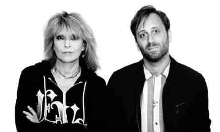Chrissie Hynde and Dan Auerbach: 'he was my number one choice'