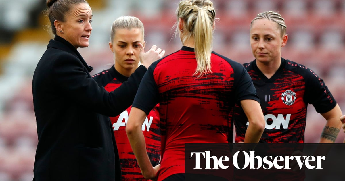 Casey Stoney credits Chelseas Emma Hayes for leading the way
