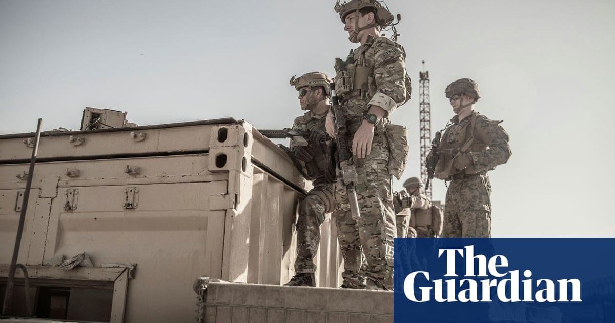 Afghanistan drone strike targeted Islamic State 'planner' in car, US says