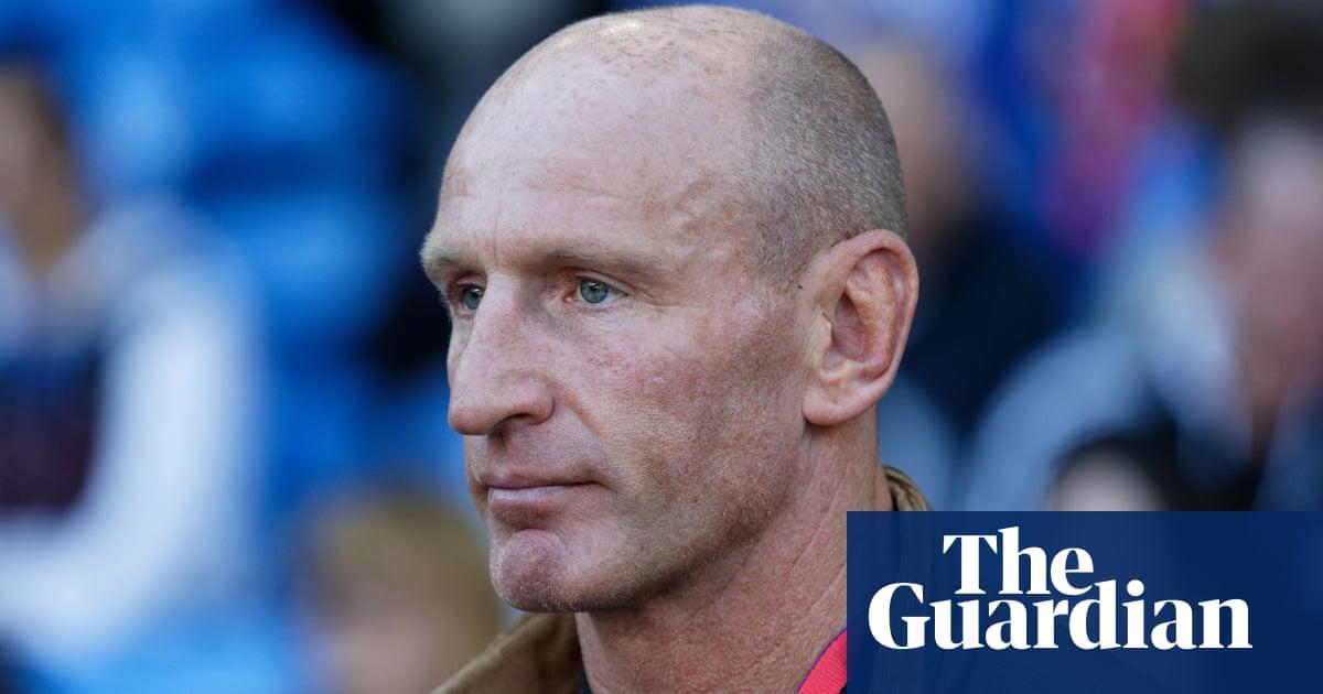 Welsh rugby legend Gareth Thomas reveals HIV diagnosis