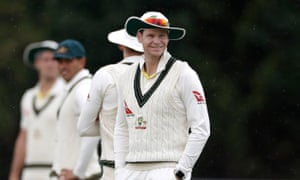 Steve Smith, who has been the overwhelmingly dominant figure of the series, looks forward to the fourth Test at Old Trafford.