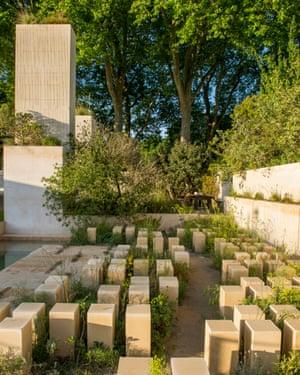 James Basson's M&G Garden