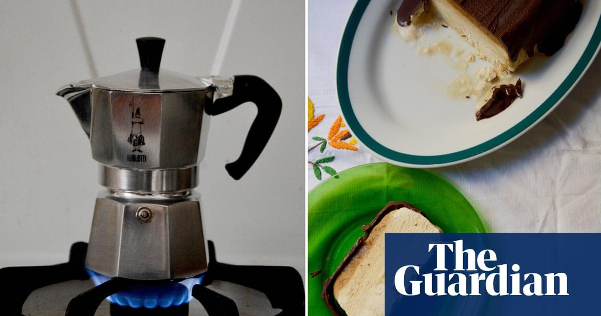 Rachel Roddy's recipe for coffee semifreddo