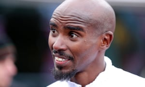 Mo Farah, who says he wants to win the London Marathon, will run in the Vitality Big Half in London on Sunday.