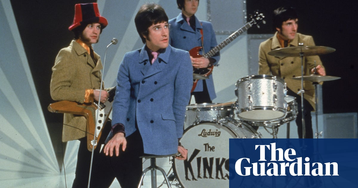 How We Made Waterloo Sunset Music The Guardian