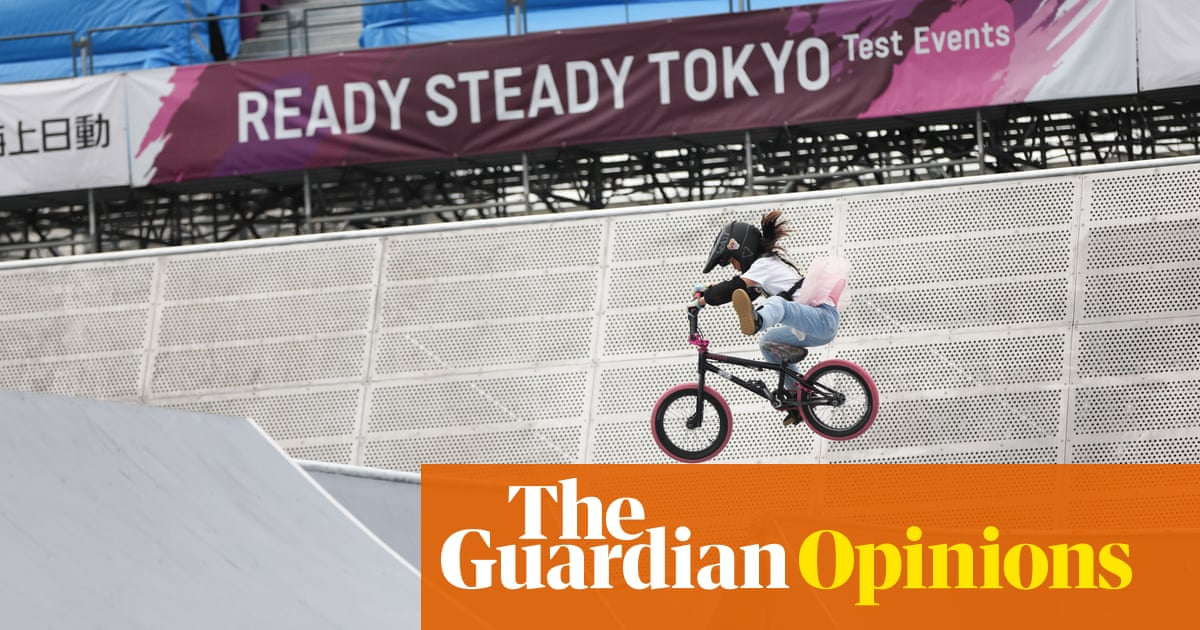 IOC relies on Olympic athletes to win over Japanese public amid crisis   Andy Bull