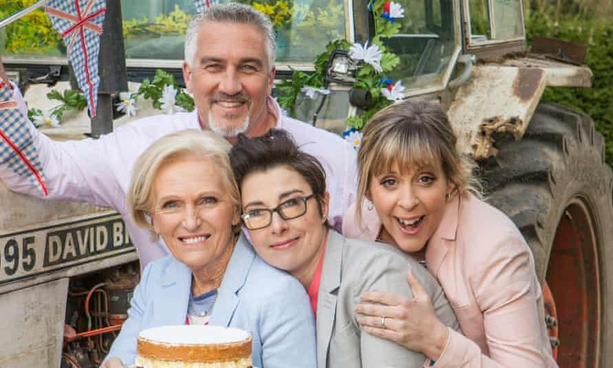 The Great British Bake Off: Channel 4 comfortably outbid the BBC.