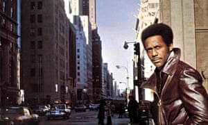 Richard Roundtee in Shaft, set to be rebooted again.