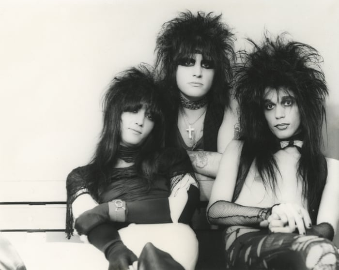 Hair! Despair! Nightmares! What happened to 1980s metal also