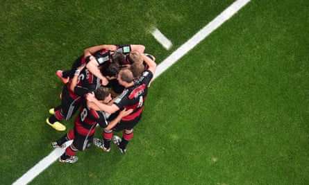 Germany's team ethos has made them popular across most parts of the world.