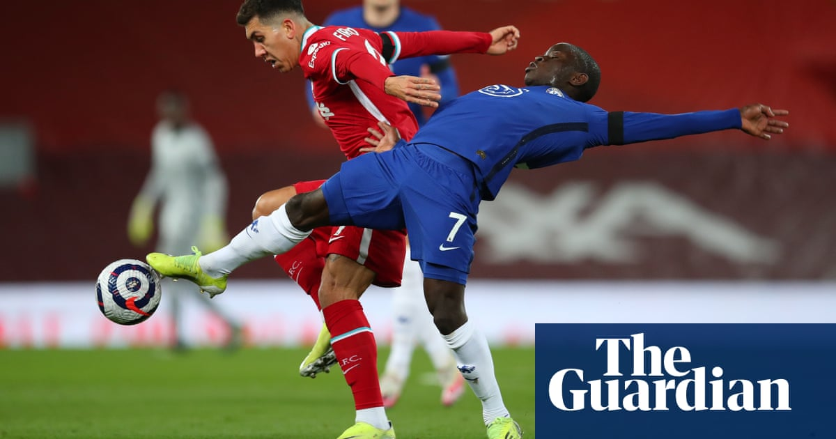 Is NGolo Kantés long search for form over at the perfect time for Chelsea?