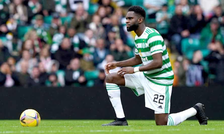Odsonne Édouard has only one year of his Celtic contract remaining.