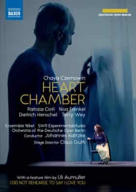 Chaya Czernowin: Heart Chamber DVD cover.