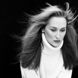 Meryl Streep in New York, 1988