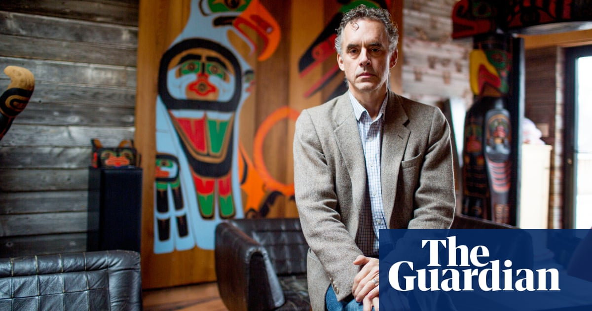 12 Rules for Life by Jordan B Peterson review – a self-help book