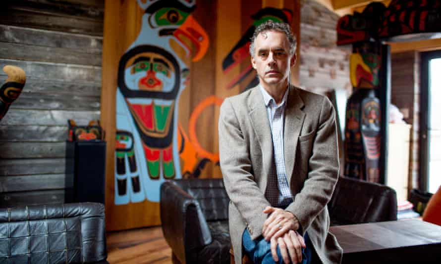 """Jordan B Peterson has no truck with """"white privilege"""", """"cultural appropriation"""" and a range of other ideas associated with social justice movements."""