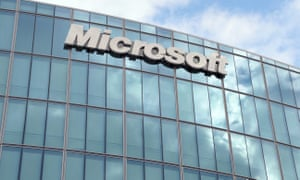 Microsoft headquarters in Washington state, where the lawsuit was filed.