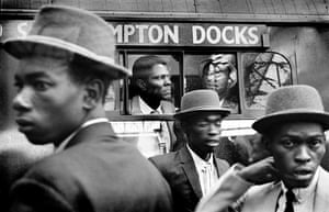 The last West Indian immigrant arrival before the UK Commonwealth Immigration Act 1962 came into force.