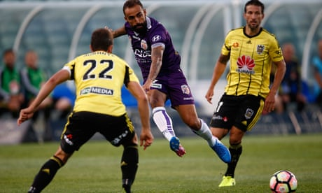 Glory grab a point after spirited second-half comeback against Phoenix