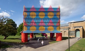 the Colour Palace by Pricegore and Yinka Ilori.
