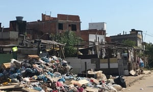 Manguinhos favela.