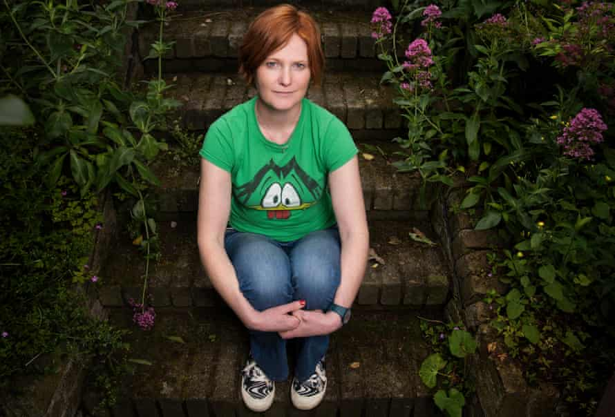 Greenpeace activist Janet Barker