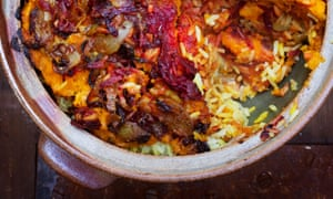 OFM Nigel Rice Spiced Pumpkin Beetroot