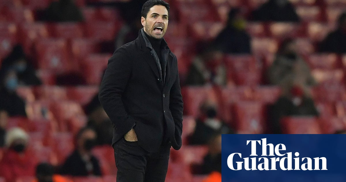 Tottenham have done things better than us this season, admits Arteta