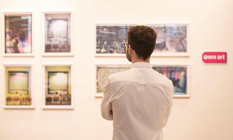Original thinking … the Own Art scheme offers loans to buy from galleries.