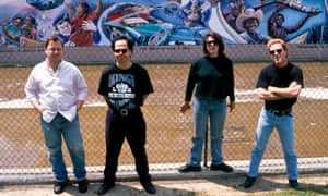 Pixies in the early 90s
