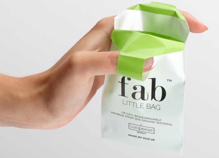 Tampons aren\'t for toilets: biodegradable bag hopes to fight the ...