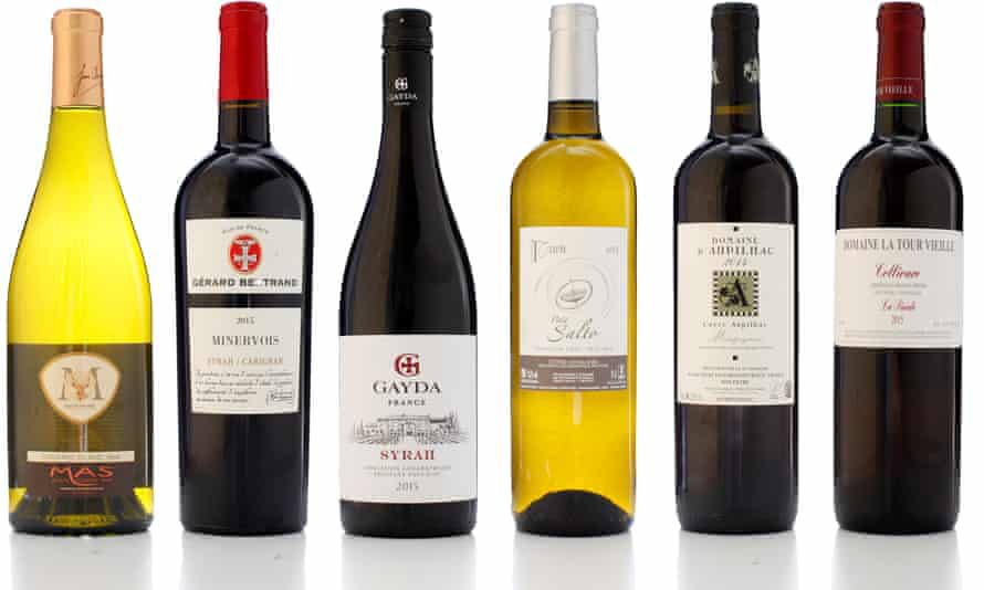 wines from Caissargues