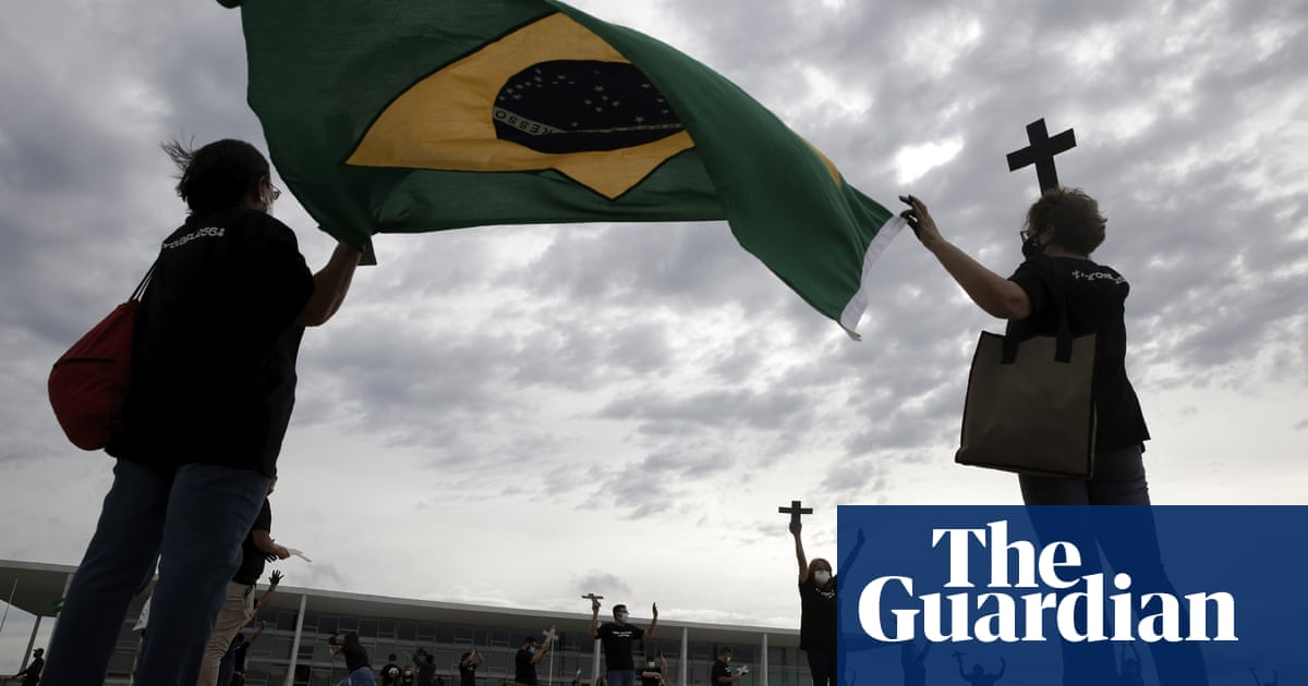 'This is tragic': fears for Latin America's young people as Covid accelerates