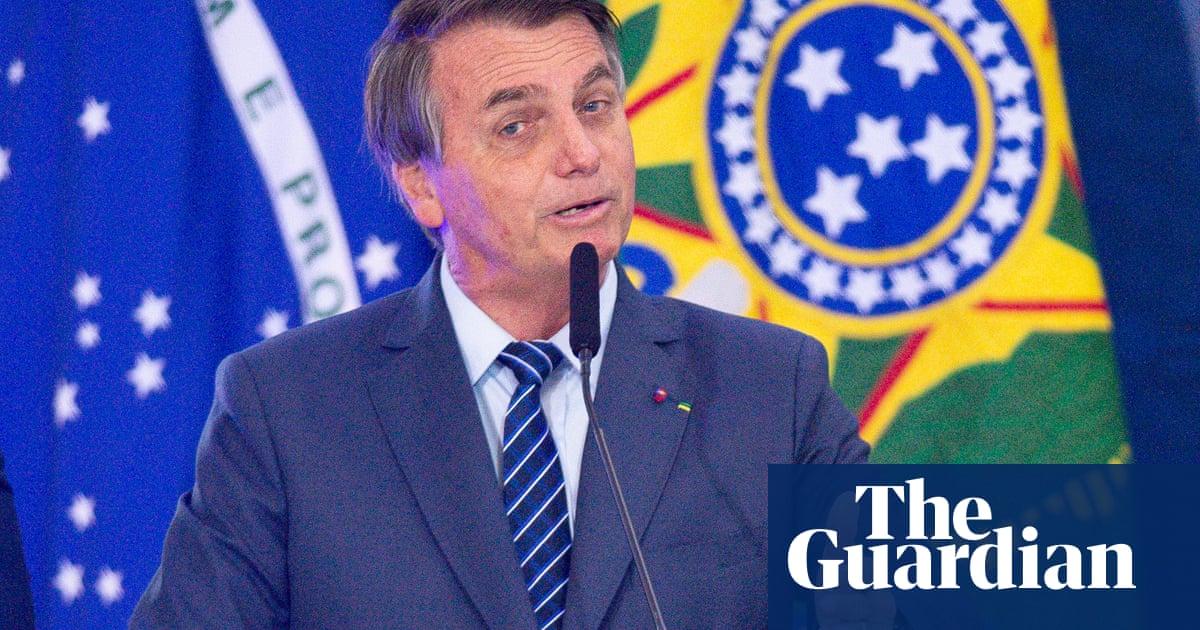 Corruption allegations increase pressure on Bolsonaro