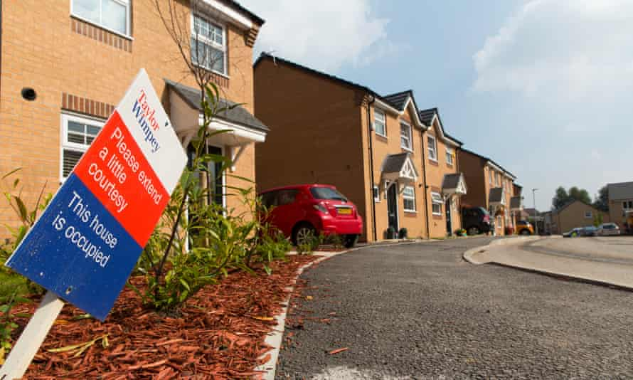 Taylor Wimpey new build houses