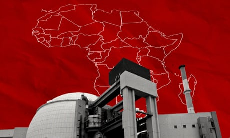 Russia pushing 'unsuitable' nuclear power in Africa, critics claim