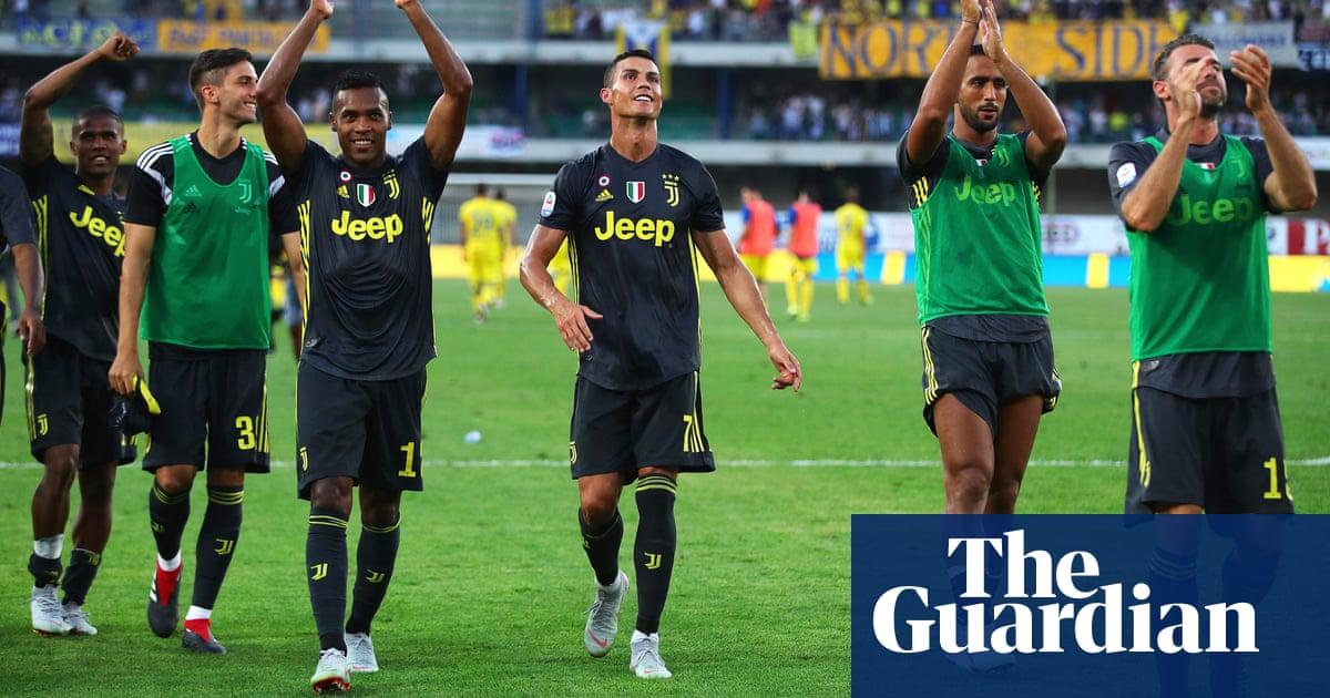 198b6cc0a Cristiano Ronaldo gets immediate induction to  fino alla fine  at Juventus