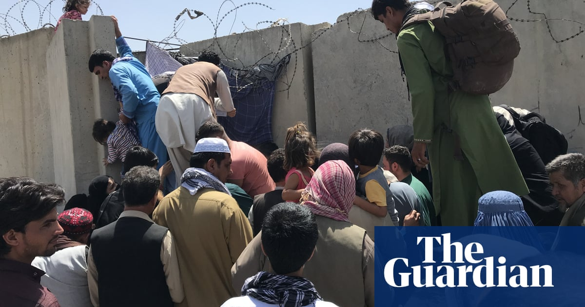 'Was it worth it?': veterans of Afghan conflict reel at Taliban takeover