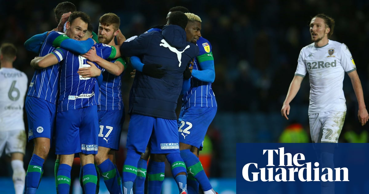 Football League: Leeds slip up again as West Brom take over top spot
