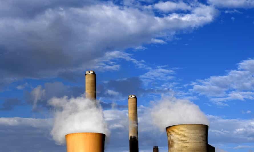 The Latrobe Valley east of Melbourne, home to Loy Yang power station, is one of the most polluted regions in Australia.