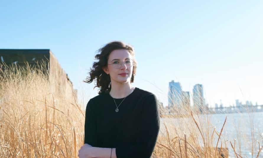 Lauren Oyler in New York, January 2021