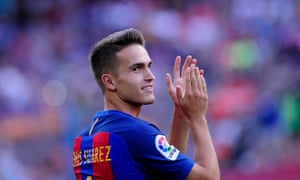 Arsenal open talks with Barcelona over £20m Denis Suárez | Football