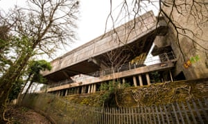 St Peter's seminary in Cardross, Argyll and Bute, is to be turned into a permanent arts venue.