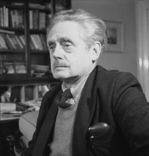 Hugh MacDiarmid by Jane Bown