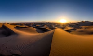 The Bafgh Desert, Yazd
