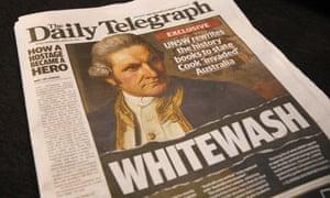 The Daily Telegraph's 'Whitewash' story