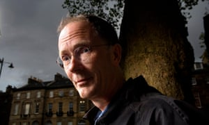 The science fiction writer William Gibson in Edinburgh in 2007