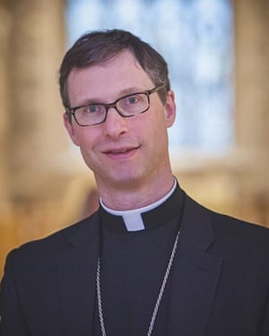 Bishop of Burnley, the Rt Revd Philip North.