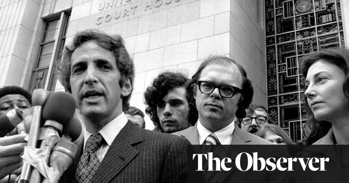 'I've never regretted doing it': Daniel Ellsberg on 50 years since leaking the Pentagon Papers